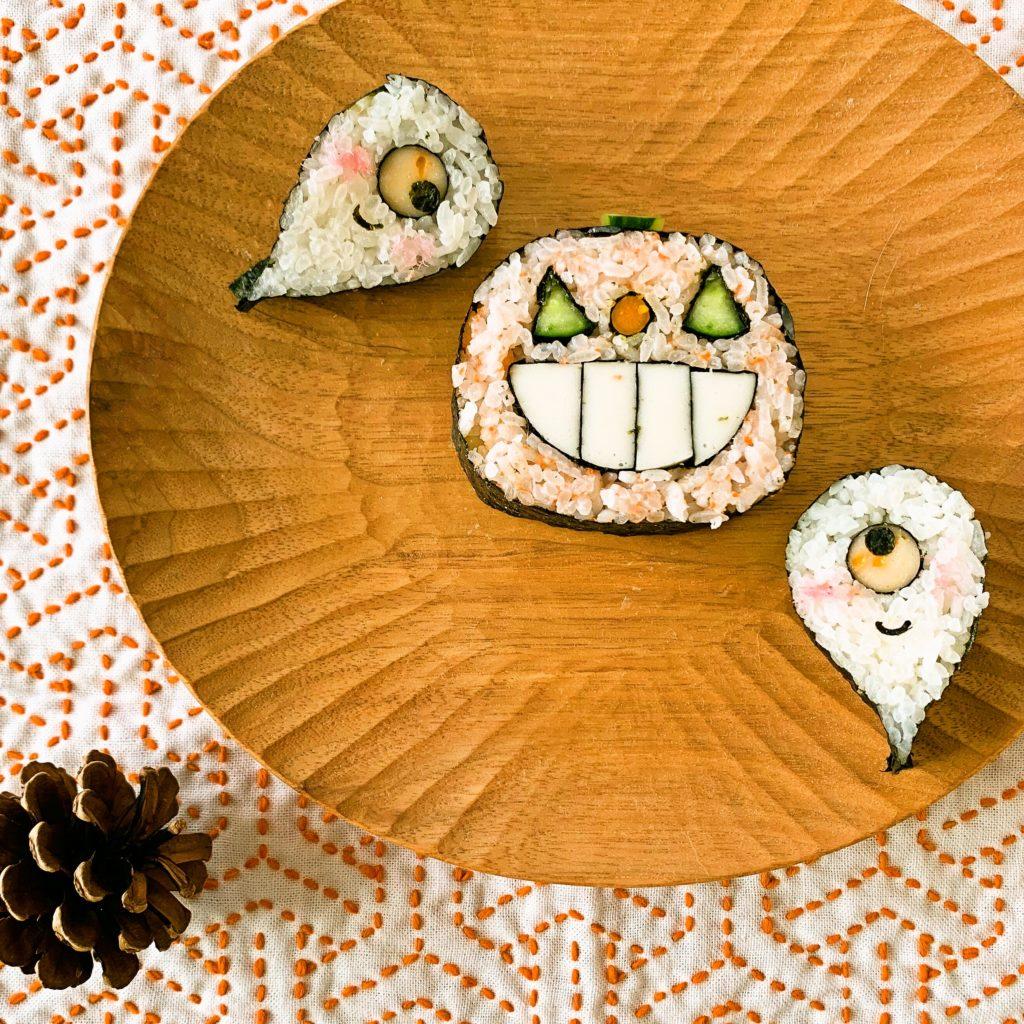 変わり巻き寿司を作るの巻